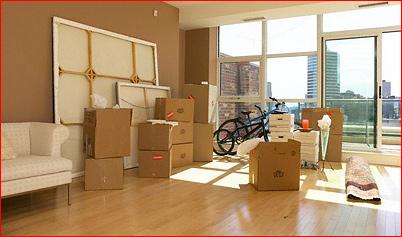 Переезд в новую квартиру - легко и просто!