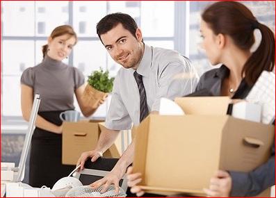 Переезд в другой офис - быстро и без хлопот!